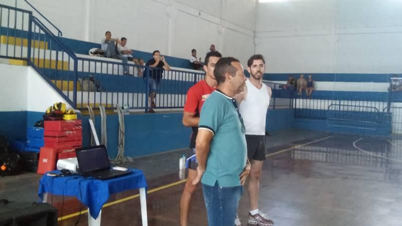 Lokura realiza aulão de Muay Thai no Guaxupé Country Club