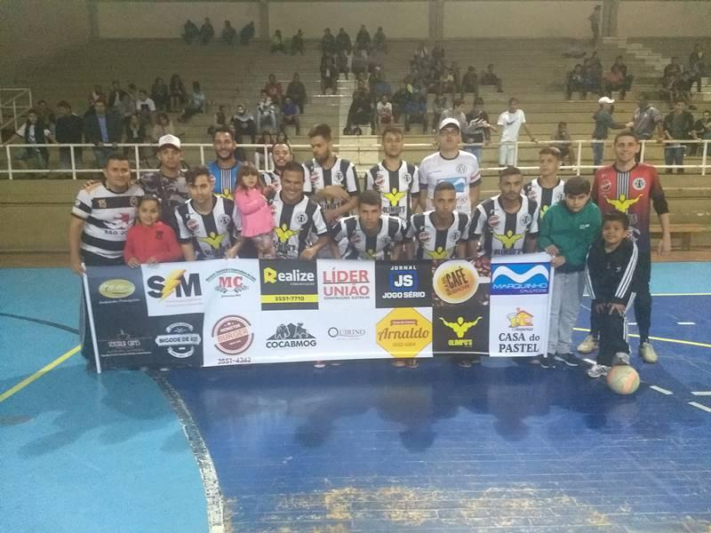 XV de Novembro e Real Madri farão a final do