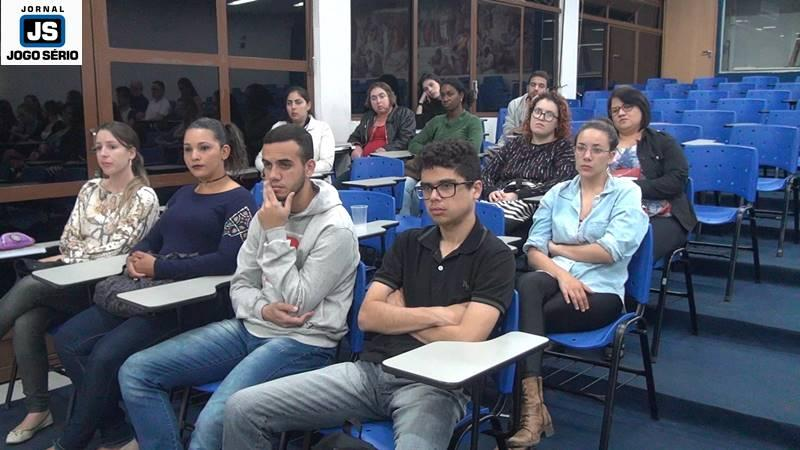Direção do Unifeg preside aula inaugural do curso de Psicologia