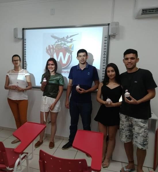 Férias UP é na Escola Winner!!!
