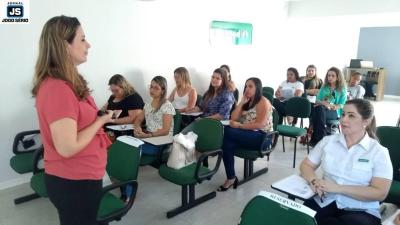 Unimed Guaxupé promove workshop sobre aleitamento materno