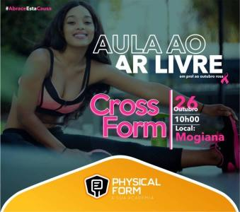 É AMANHÃ: Physical Form promoverá evento gratuito no Parque Mogiana